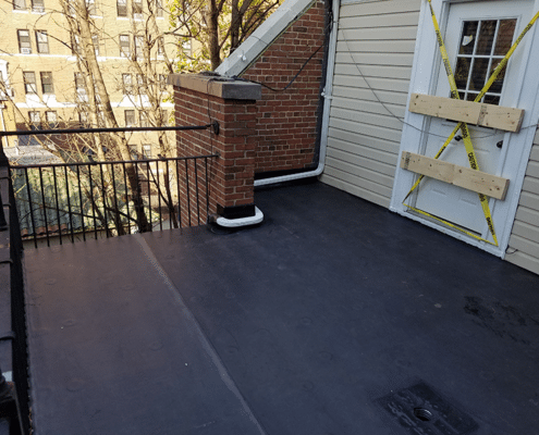 Epdm1 Gallery Four Seasons Roofing