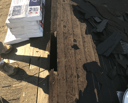 ridge vent replacement Westminster