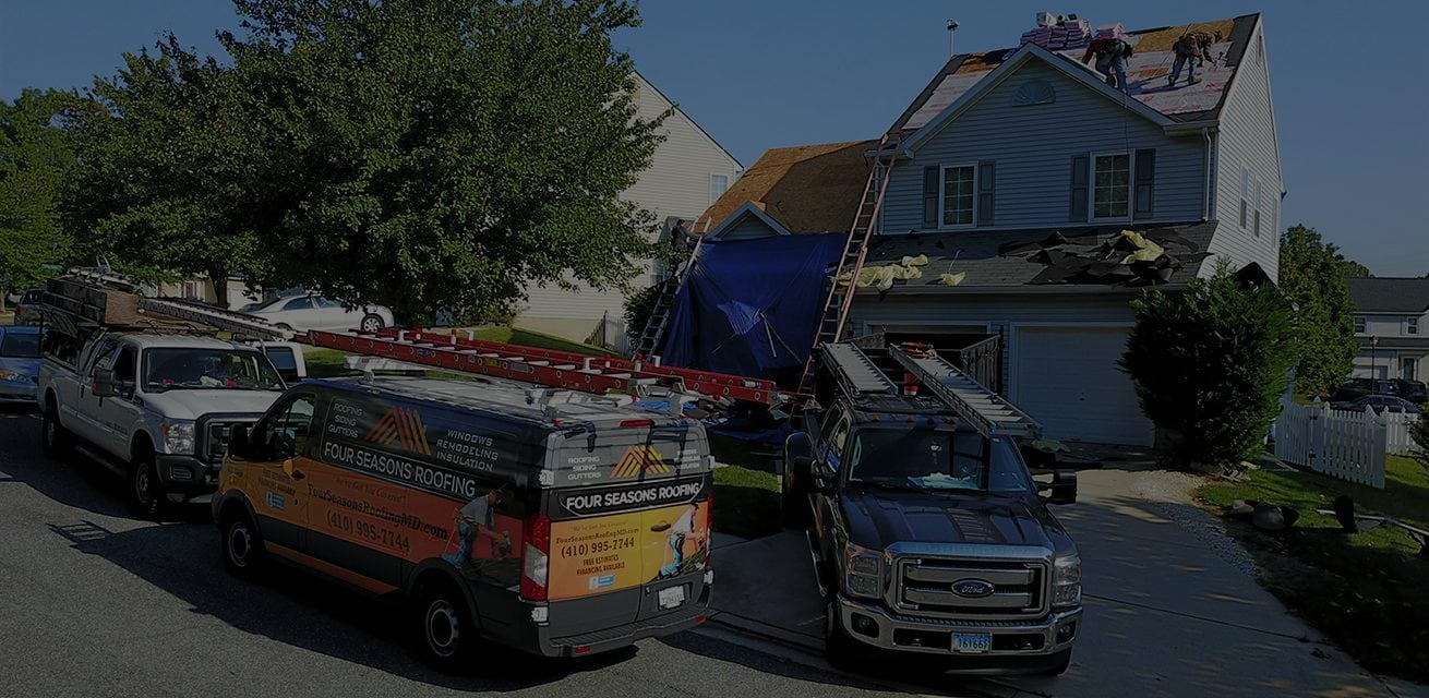 Four Seasons Roofing Best Roofer In Baltimore Md