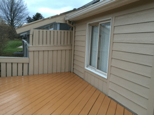 Deck stain in Baltimore County