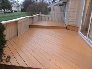 Deck stain