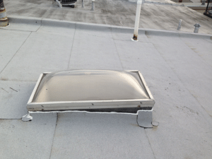 Skylight repair in Baltimore