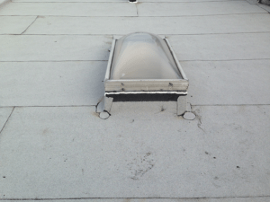 Flat roof installation in Owings Mills