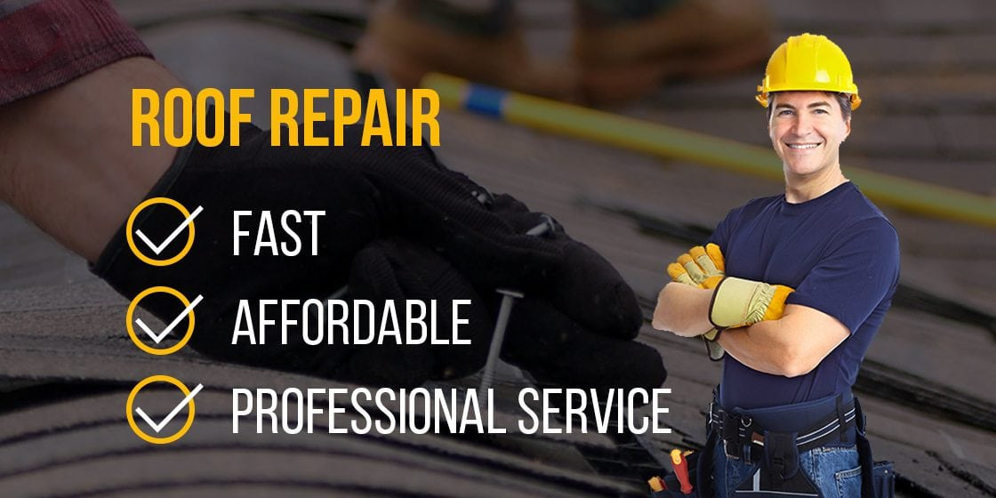 roof repair, fast and affordable price