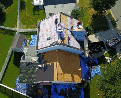 Roofing in Finksburg Maryland