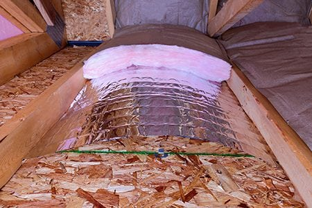 Owens Corning insulation