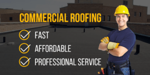 Commercial Roofing Professional Service