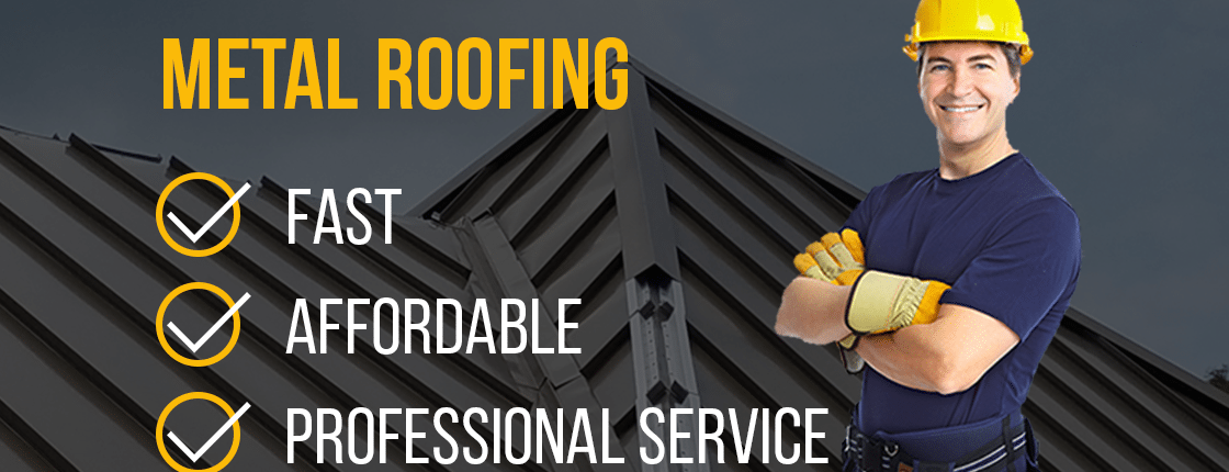 Metal roof affordable price