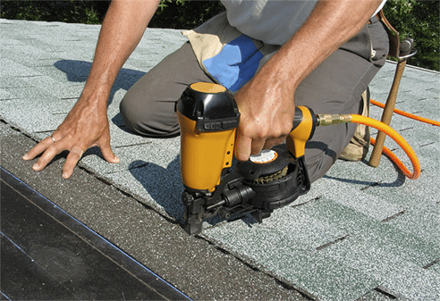 asphalt three tab shingles