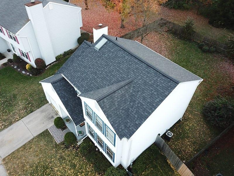 Owens Corning Duration Onyx Black Shingles Four Seasons Roofing