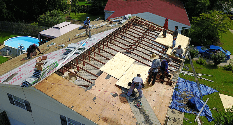 top roofing companies in maryland