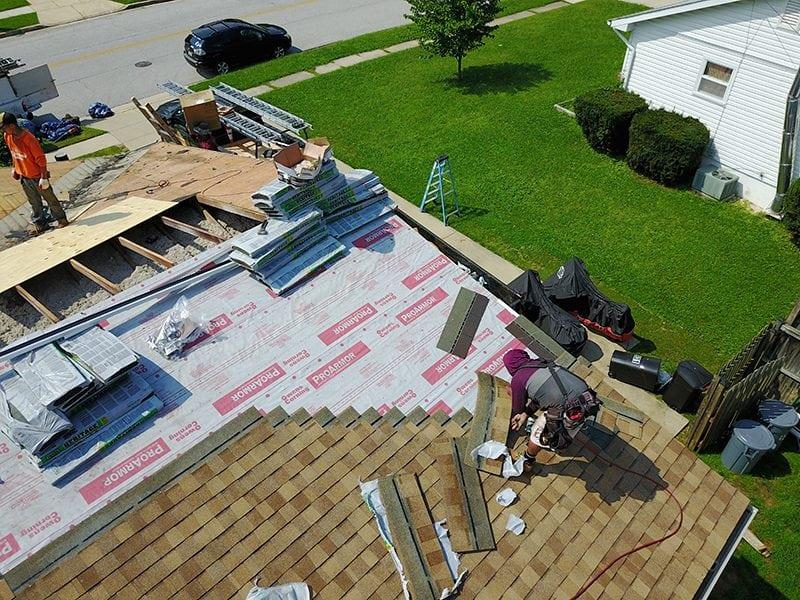 Tamko Heritage Rustic Cedar Four Seasons Roofing