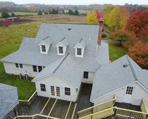 Tamko Heritage Oxford Grey Four Seasons Roofing