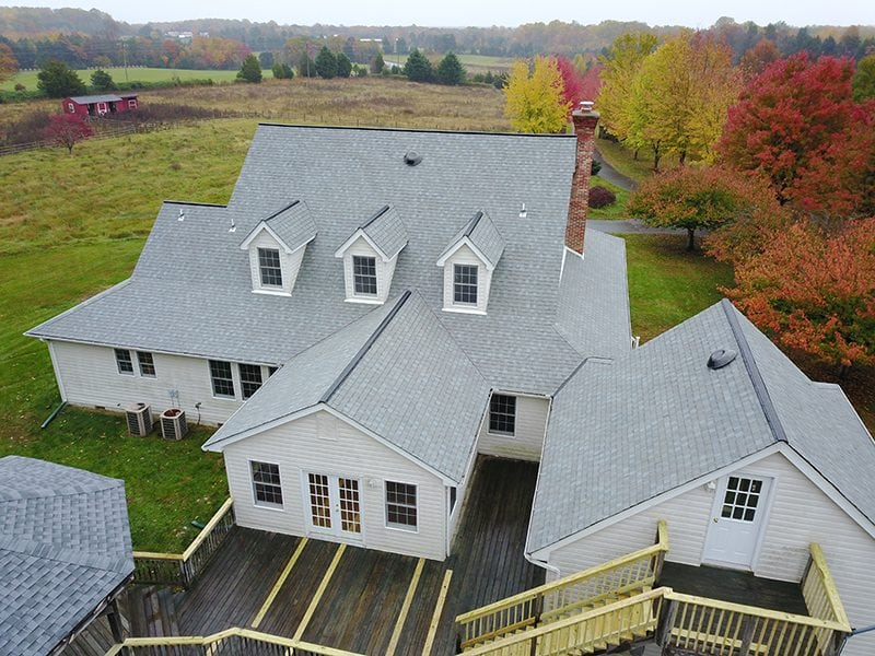 Tamko Heritage Oxford Grey Four Seasons Roofing
