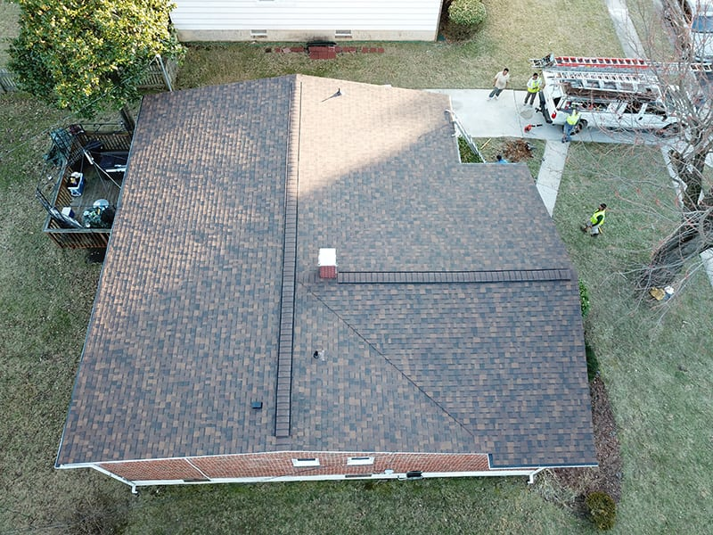 Owens Corning Duration Driftwood Four Seasons Roofing