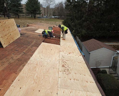 Roof instalations in MD