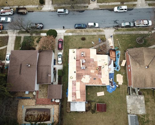 Roof instalations