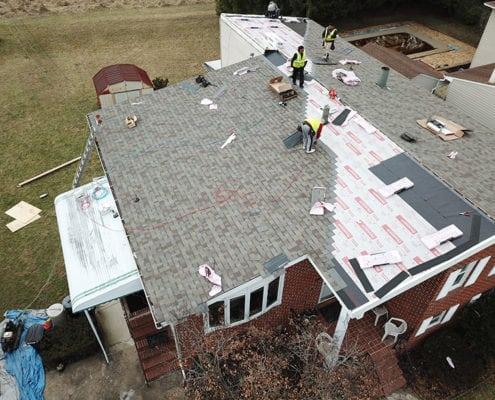 Owens corning contractors
