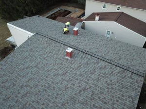 new roof estimate