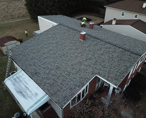 financing a roof