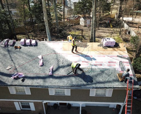 Licensed Roofing Contractors Near Me