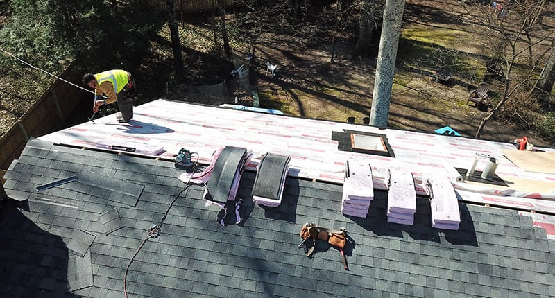 top roofing companies