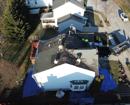 Roofers in Columbia Md