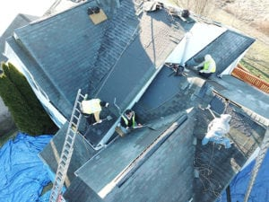 Roofer In Baltimore