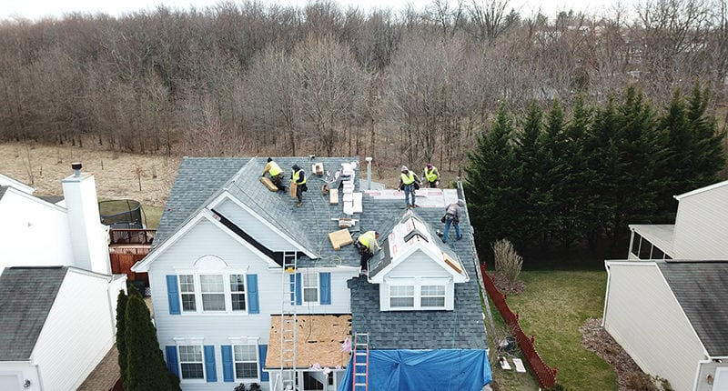 Best Roofing Company In Baltimore