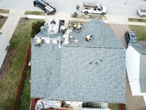 asphalt roof contractors
