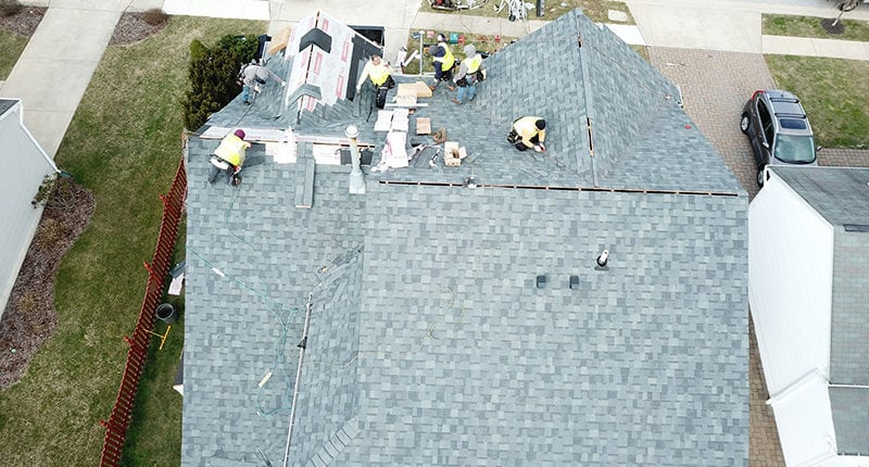 roofing contractor cockeysville md