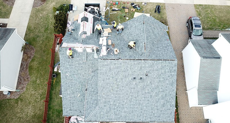 roofing in Maryland