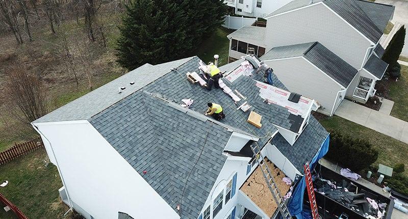Roofer Baltimore