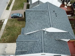 composition roofs