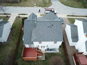 new roof leaks