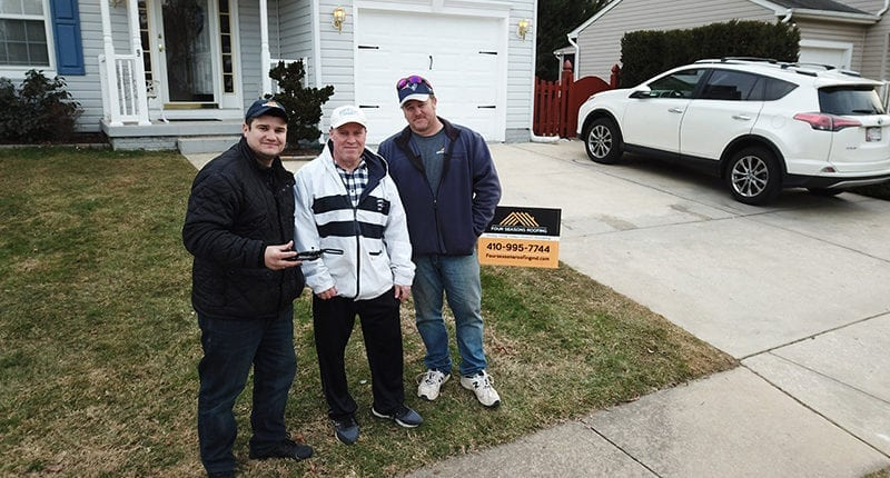 best roofers in maryland