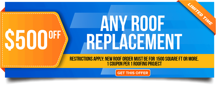 any roof replacement