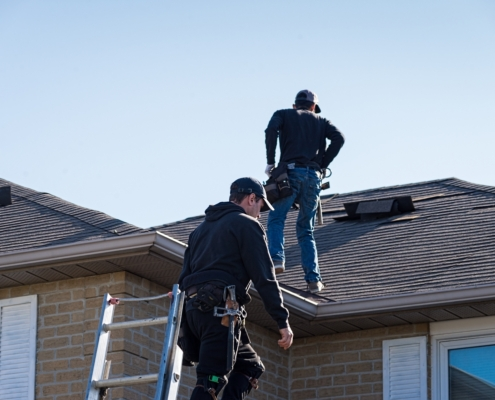 Roofing Contractors in Maryland