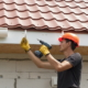 How much gutters are heavy