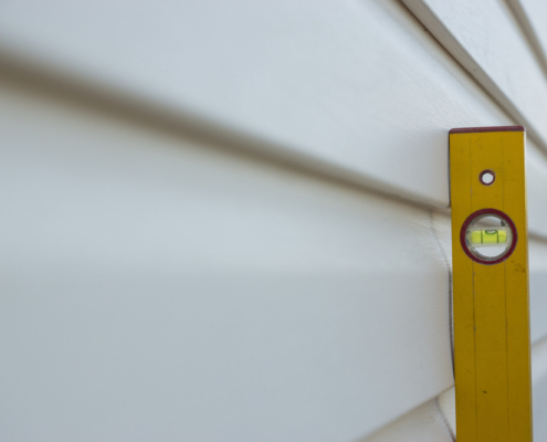 Measure for Siding Installation